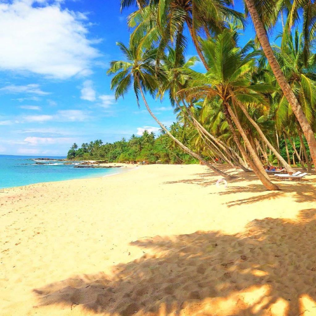 Beaches of Sri Lanka
