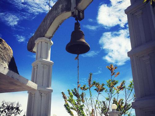 Bell Ambuwalawa Temple Gampolla