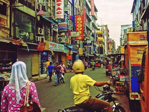 Colombo High Street Life