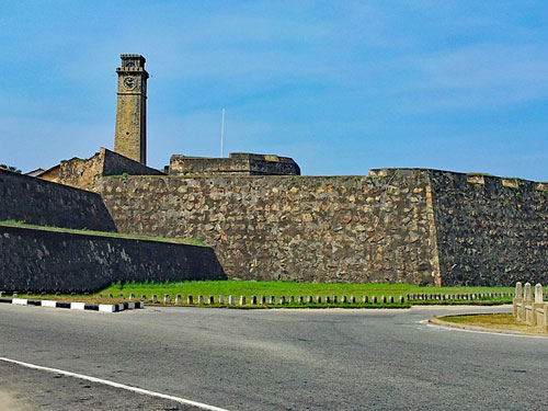 Travel Report Galle Fort