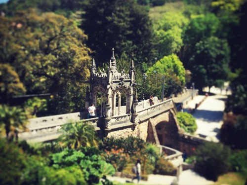 Gardens of Quinta da Regaleira
