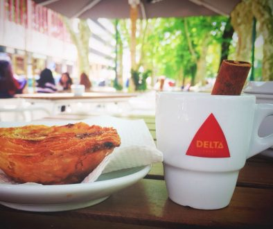 Food of Portugal with Pastel de Nata